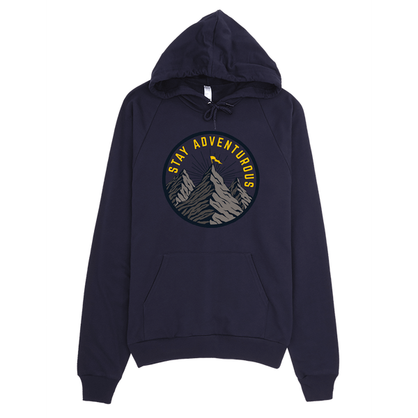 Stay Adventurous Hoodie - Echtra Outfitters  - 1