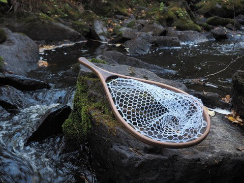 Vermilion Fishing Net - Echtra Outfitters  - 1
