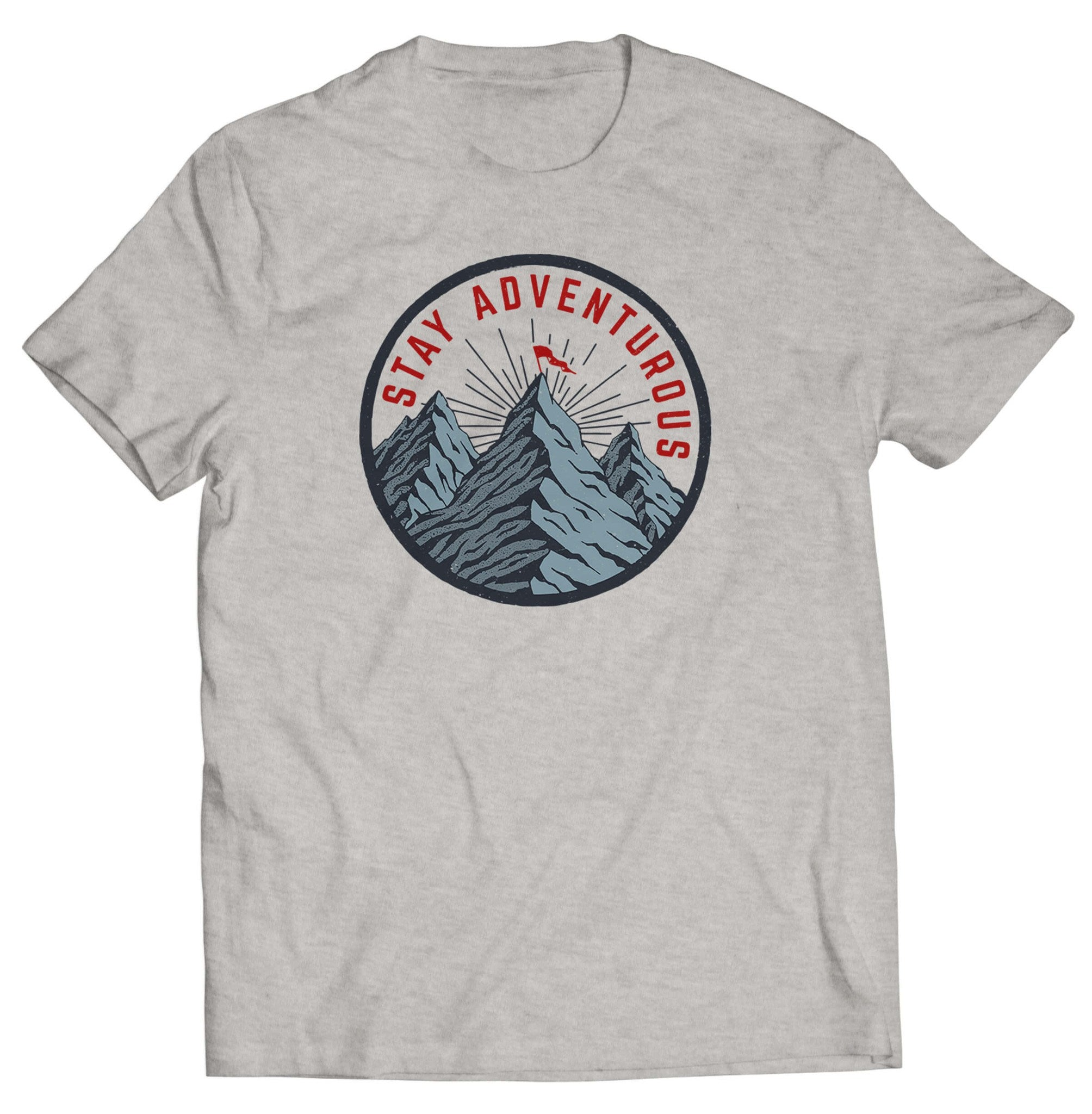 Stay Adventurous Tee - Echtra Outfitters  - 2