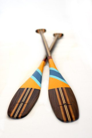 Artisan Painted Paddle- Minnetonka - Echtra Outfitters  - 3