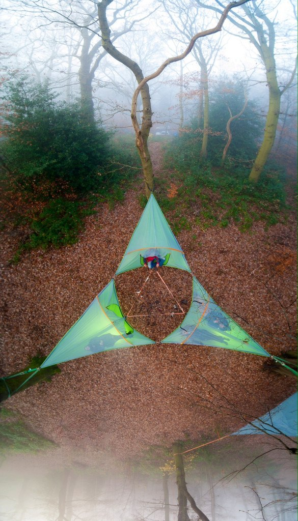 Trilogy Super Tree Tent - Echtra Outfitters  - 4