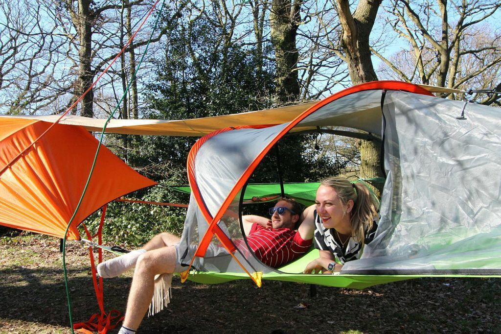 Trilogy Super Tree Tent - Echtra Outfitters  - 11