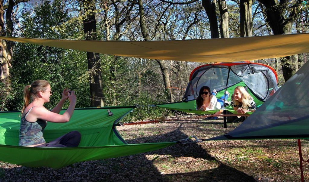 Trilogy Super Tree Tent - Echtra Outfitters  - 9