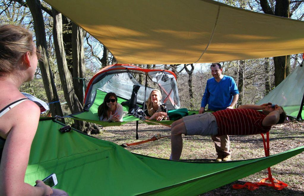 Trilogy Super Tree Tent - Echtra Outfitters  - 8