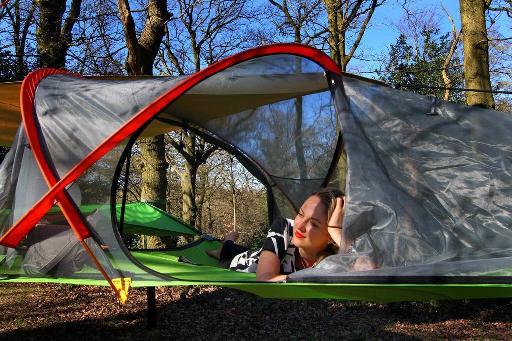 Trilogy Super Tree Tent - Echtra Outfitters  - 7