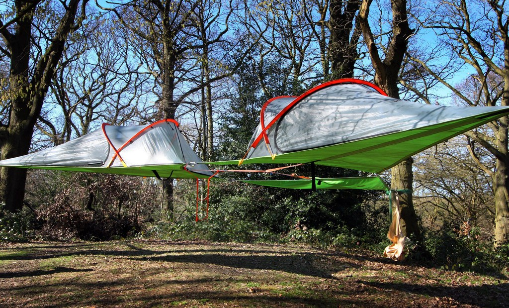 Trilogy Super Tree Tent - Echtra Outfitters  - 12