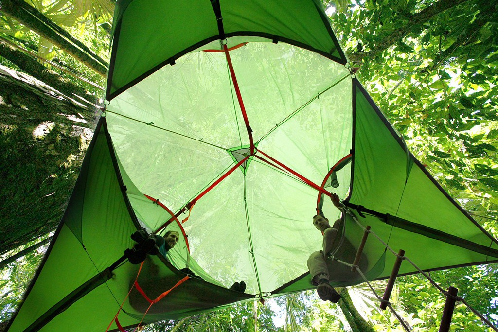 Trilogy Super Tree Tent - Echtra Outfitters  - 15