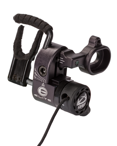 Elite QAD HDX Rest - Sniper Black