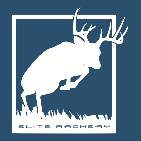 Whitetail Silhouette Decal