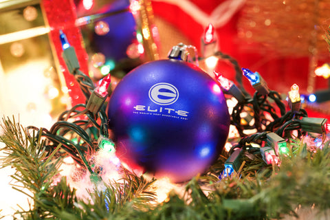 Elite Christmas Ornament