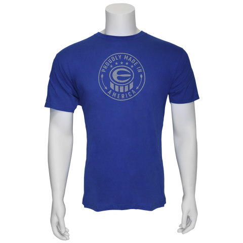 Elite Made In America Blue Tee