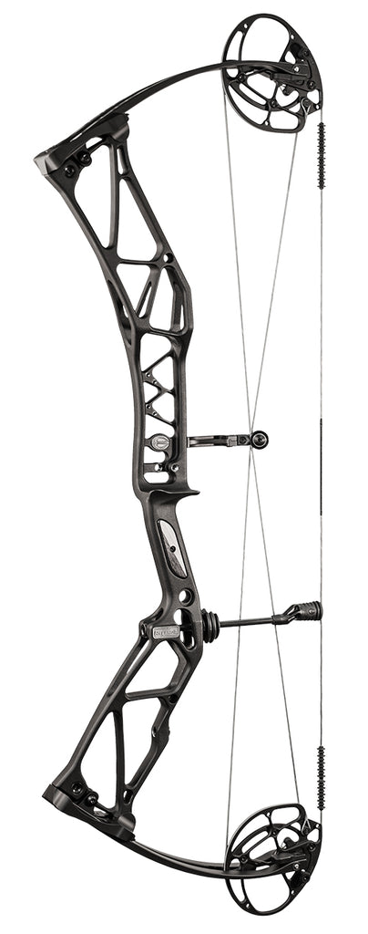 "Ritual 60# KUIU Vias Riser w/ Flat Black Limbs 26.5"" Draw"