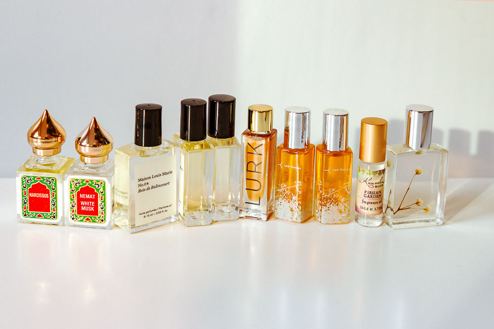 LURK Natural Perfumes | Into the Gloss