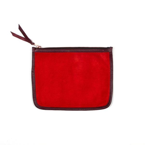 Red Necessaire Bag
