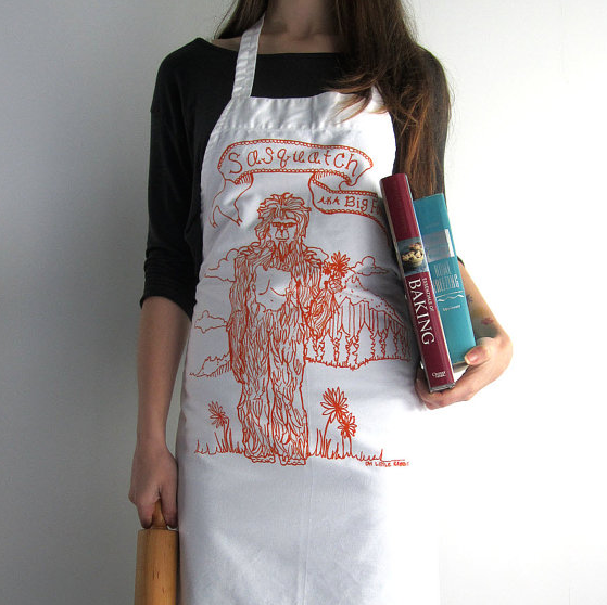 Big Foot Apron