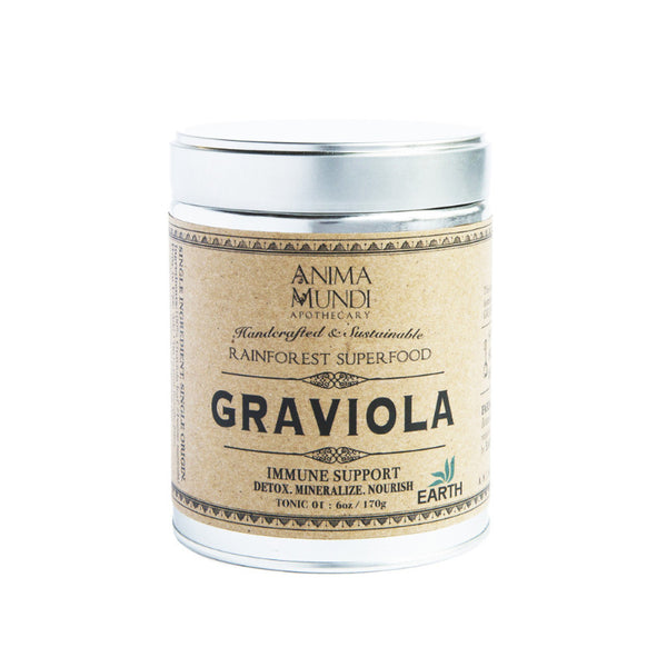 Graviola Invincibility Superfood by Anima Mundi