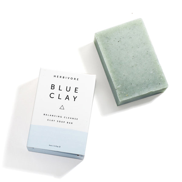 Herbivore Botanicals Blue Clay Soap