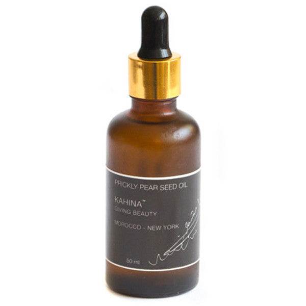 Kahina Giving Beauty Prickly Pear Seed Oil