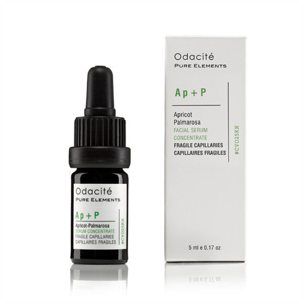 Apricot Palmarosa Face Serum Concentrate - Ap + P