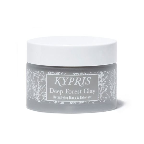 Deep Forest Clay Detoxifying Mask & Exfoliant