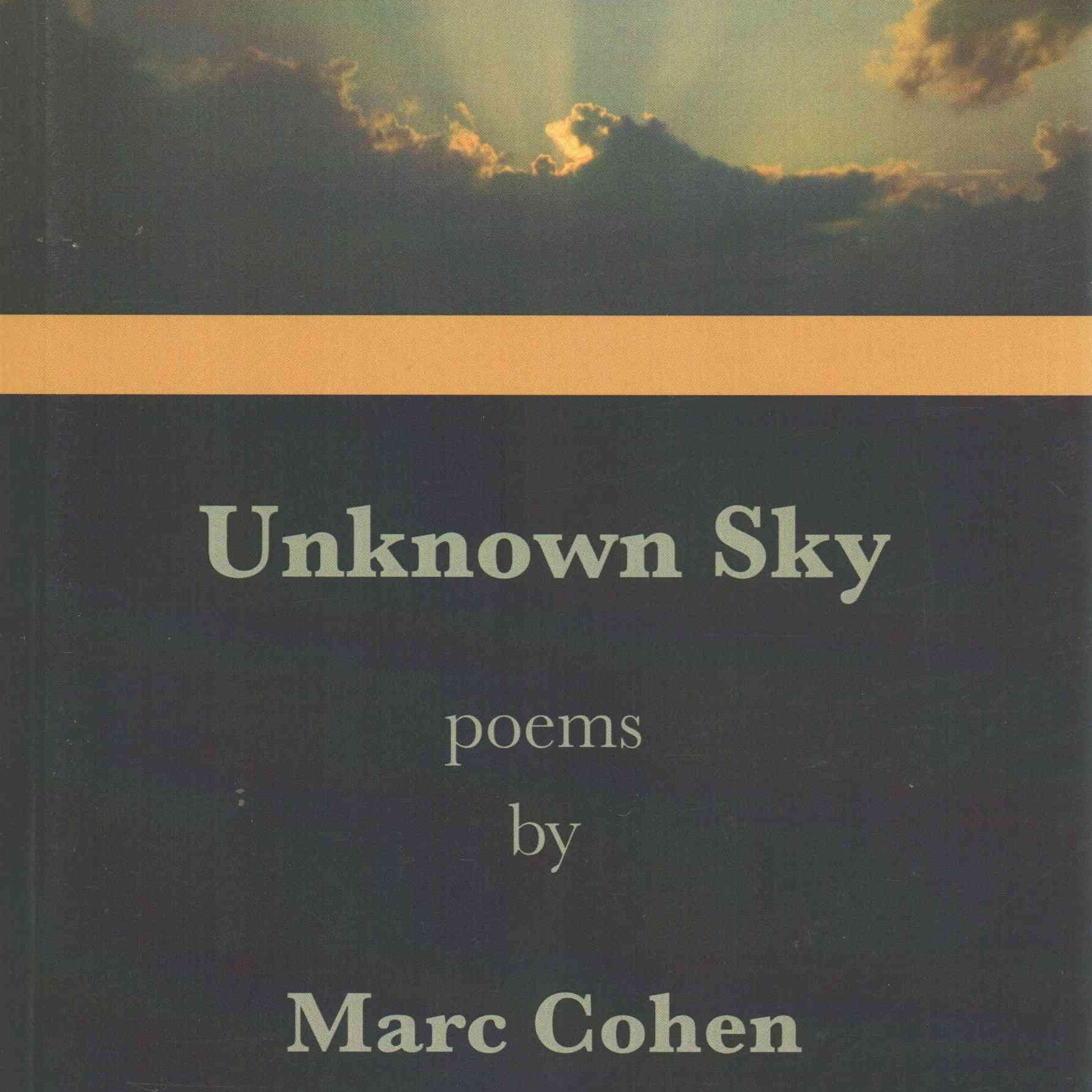 Unknown Sky by Marc Cohen