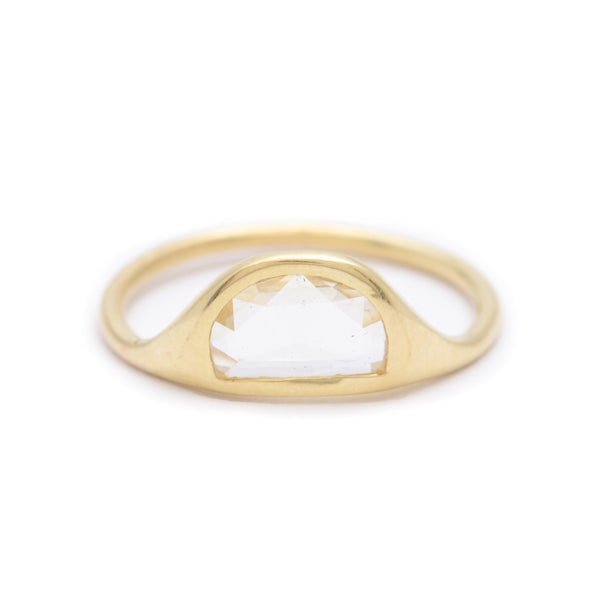 galilean half moon ring