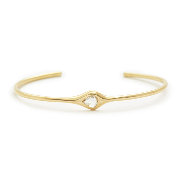 diamond shape cuff
