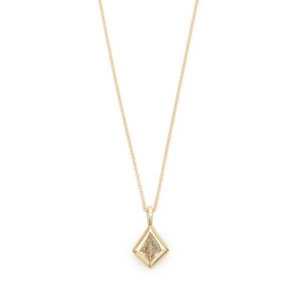 kite shape necklace
