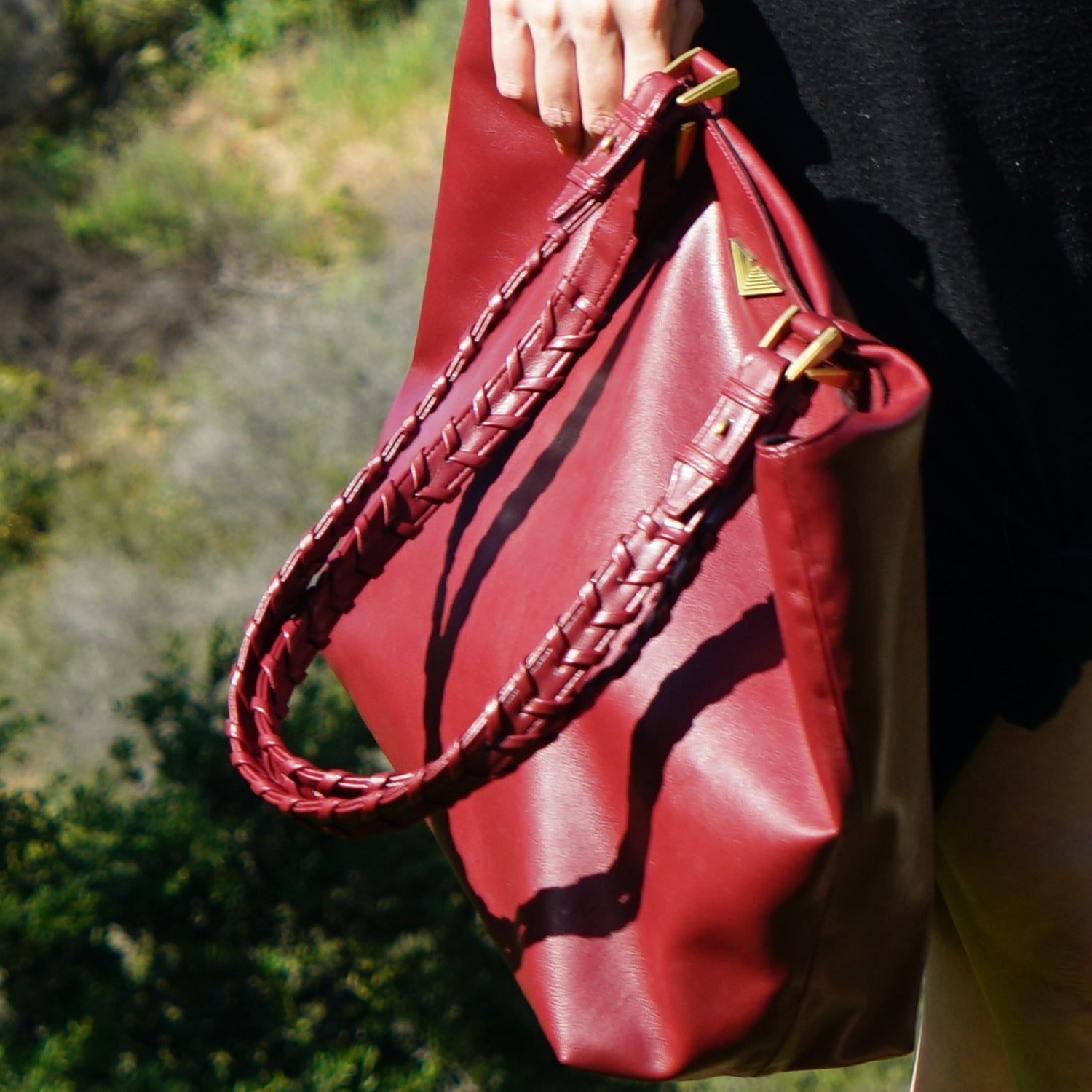 Red Reign Tote