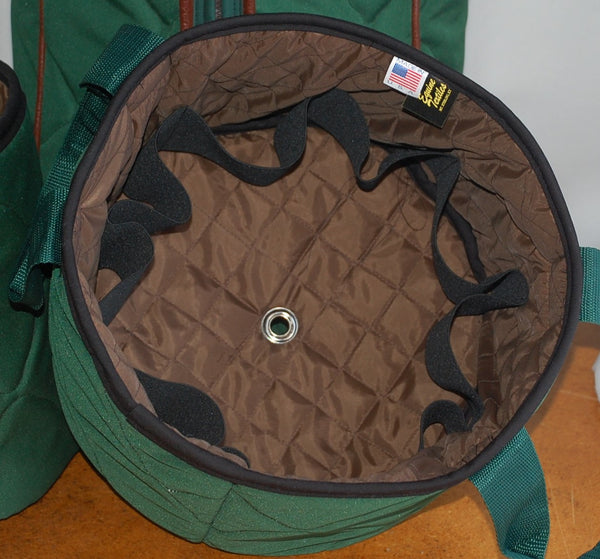 Quilted Grooming Bags