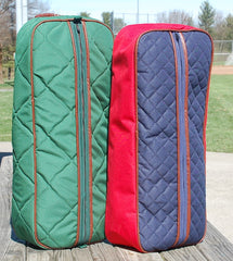 Quilted Bridle Bag