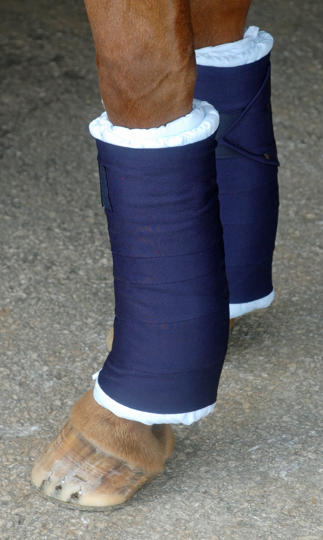 Standing Bandages