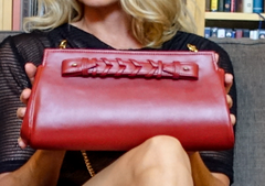 Bordeaux Rein Clutch