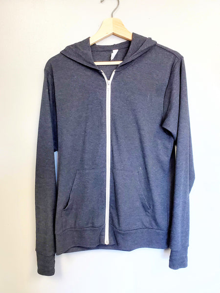 Mad Goat Thin Zip Up Hoodie