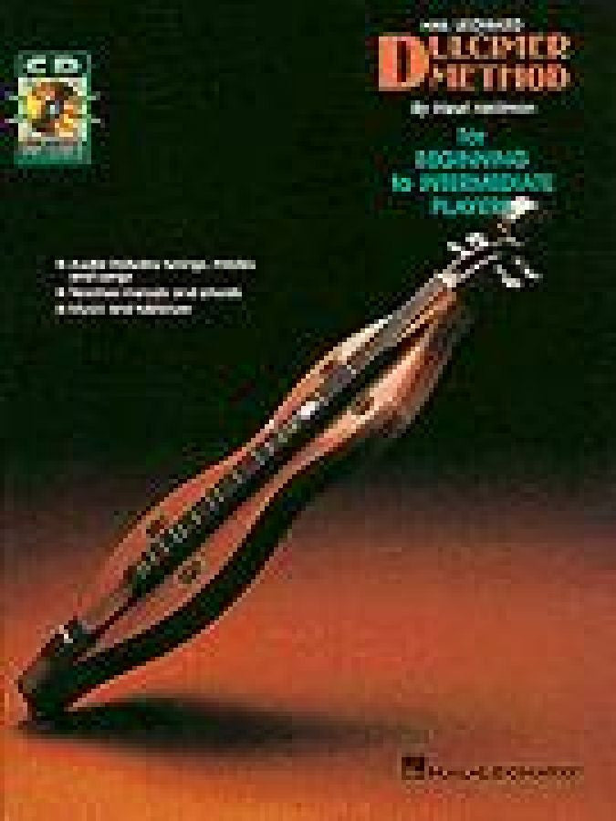 Hal Leonard Dulcimer Method Book and CD