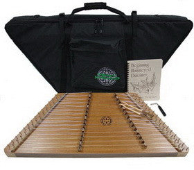 Legend Hammered Dulcimer 15-14 Package