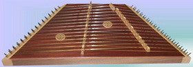 Folkcraft Legend Hammered Dulcimer L 16/15