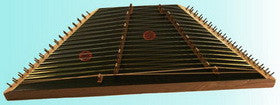 Folkcraft Legend Hammered Dulcimer L16-17