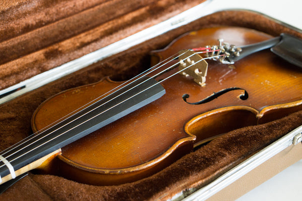1973 Roderich Paesold 801 3/4 Violin German