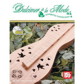 Dulcimer A La Mode Book CD Set