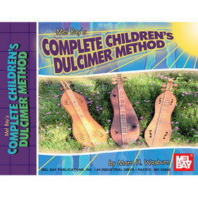 Complete Childrens Dulcimer Method Book
