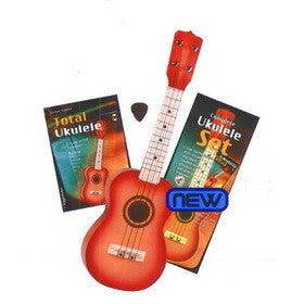 Complete Ukulele Package
