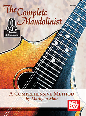 Complete Mandolinist Book CD