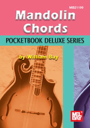 Mandolin Chords Pocketbook Deluxe Series