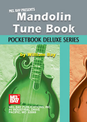 Mandolin Tune Book Pocketbook Deluxe Series