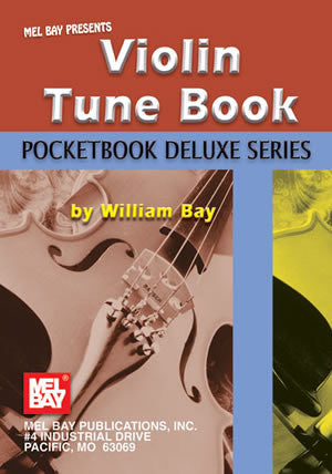 Violin Tune Book Pocketbook Deluxe Series
