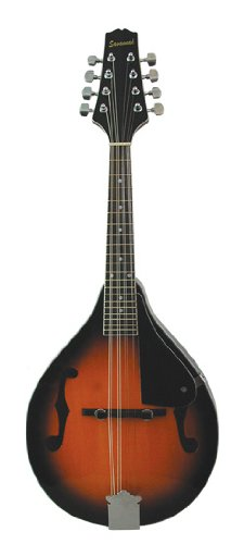 Savannah SA-100 A-Model Mandolin, Sunburst