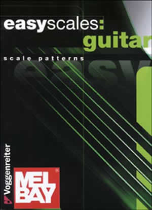 Easy Scales Guitar Book