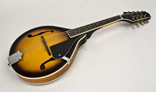 A Style Mandolin Sunburst Case Included
