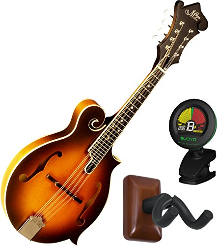 Morgan Monroe Rocky Top RT-FM1 F Style Mandolin Package
